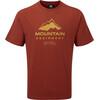 Mountain M's Equipment Mountain Tee Henna